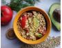 Салат «Гречка с авокадо»