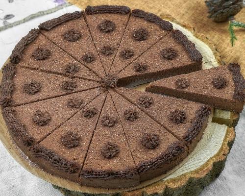 Торт «Шоколадный крем»