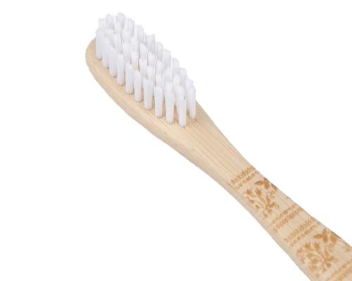 Бамбуковая зубная щётка