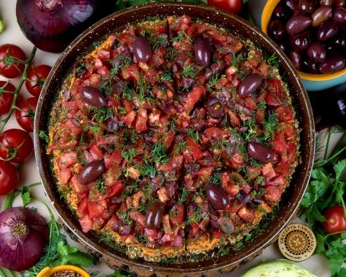 Пицца «Оливковая ветвь»