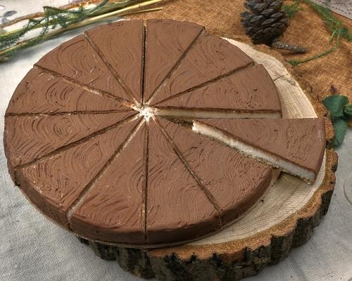 Торт «Райское наслаждение», светлый