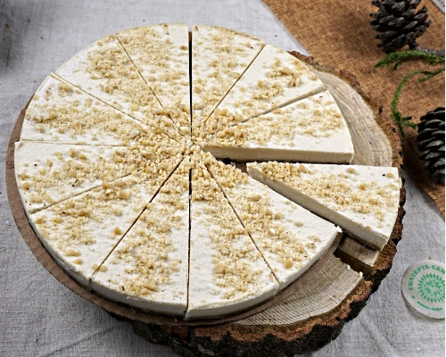 Торт «Белое солнце»